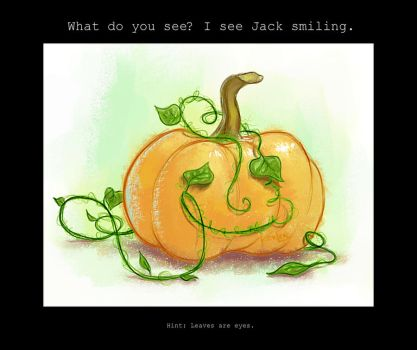 Double Image: Jack Smiling by kithleal