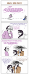 TJ 4koma 5: Uncle and Niece by ErinPtah