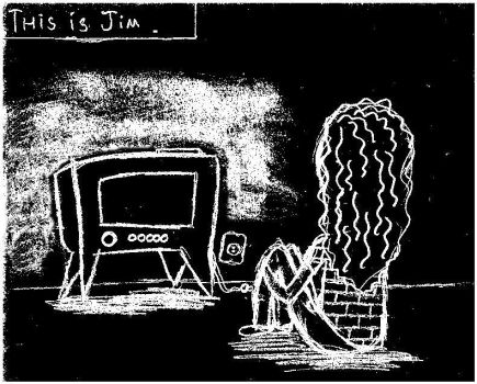 The Inside World Of Jim -  Preview. by MetalChicken232