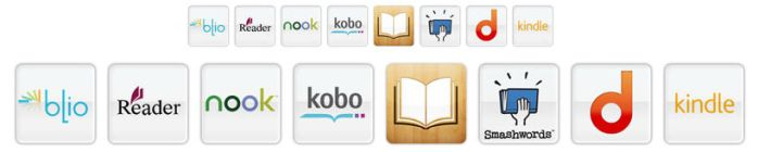 Bookstore Icons by aibrean