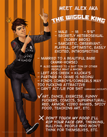 WIGGLE KING STATUS by TheWiggleKing