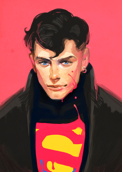 Superboy by 2013