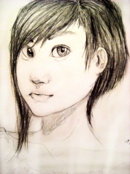 Viet-My Bui inspiration by Toph43