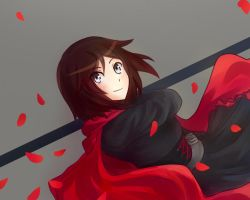 Ruby Rose by Afopy