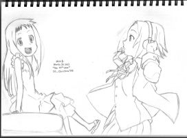 A Page from my Notebook #3 by Sana--K