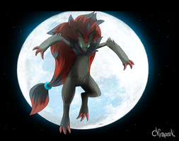 Zoroark by Chimaruk