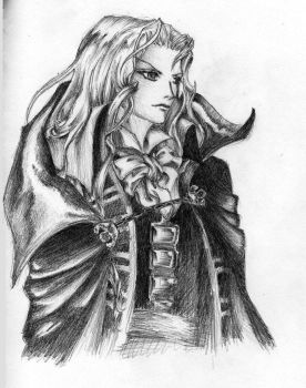 Alucard by aquarene