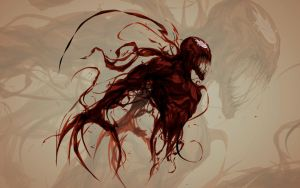 Carnage by ChasingArtwork