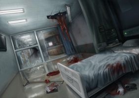 hospital by si-kyong