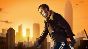 Niko Bellic - GTA IV by dimitroncio
