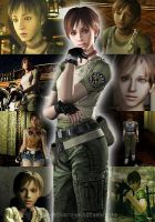 Rebecca Chambers moments by Elenakillingzombies
