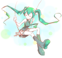 [Vocaloid] Breeziness. by ProtoRC