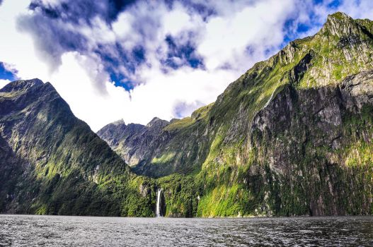 milford sound 2016 by artismagica