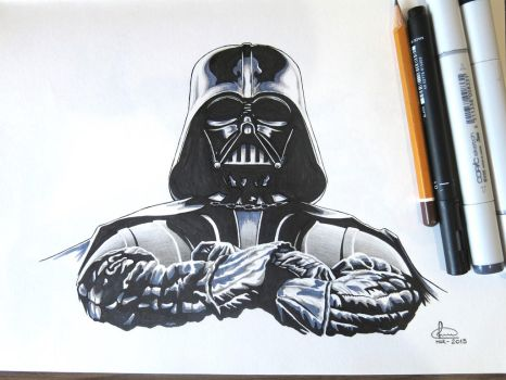 Lord Vader by LucasConegundes
