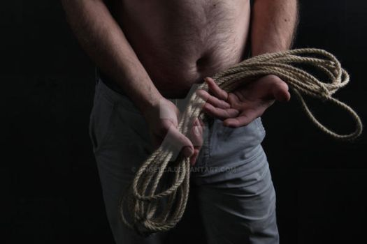Rope master, rope slave by Ange1ica