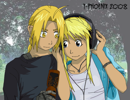 FMA: Modern Ed-Win by Heliotrope-Housecat
