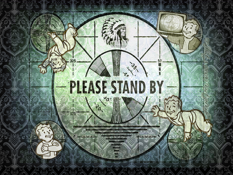 Fallout 3 Wallpaper by royaldarkness