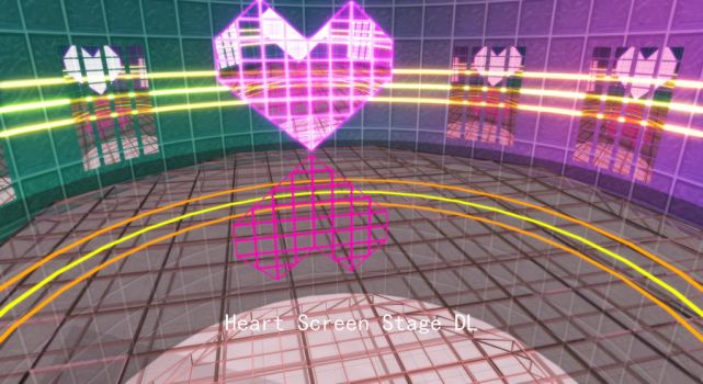 stage flood mmd cute - photo #10