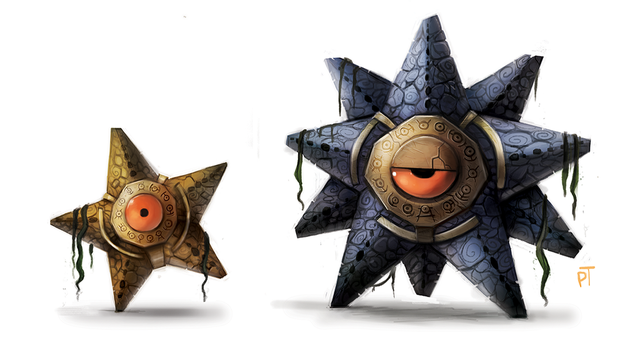 Day 508. Kanto 120 - 121 by Cryptid-Creations