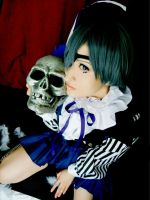 The Boy With The Skull by RiiCosplay