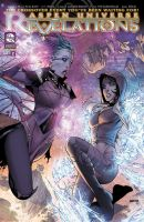 Aspen Universe Revelations #2 cover by Arciah