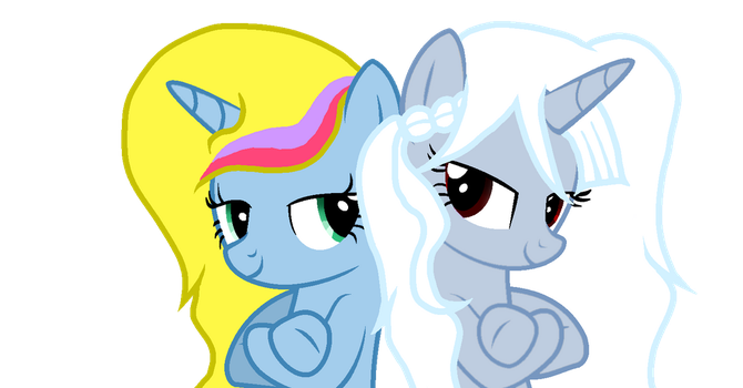 MLP Sister Time by sofiasychak26