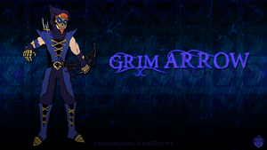 Grim Arrow by AnutDraws