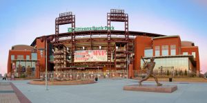 Citizens Bank Park Panorama by nburwell