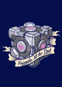 Friends till the End by Auto-save