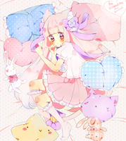 CONTEST ENTRY: KittenHime by Hacuubii