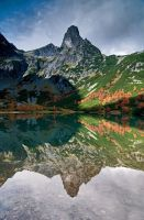 Valley of the Green lake IV by mutrus