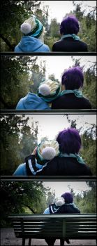 The found feelings ( Noragami ) by Ellieeh