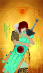 Transistor - We aren't going anywhere by mio-mio