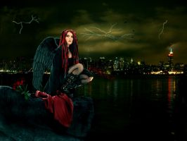Paradise city by AndyGarcia666