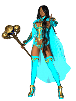 Selin the Sorceress by Sailmaster-Seion