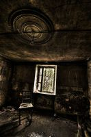 The Sinking House by stengchen