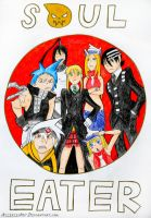 Soul Eater by AllerleiArt