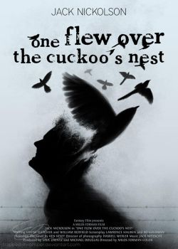 One Flew Over the Cuckoo's Nest by vlean