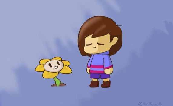Frisk by Ni10do65