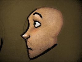 Another weird. bald. thingy. by Jabberwocky92