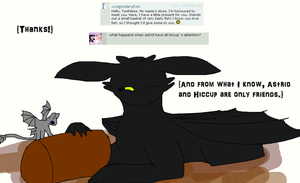 Ask Toothless 57: Question warning inside by Ask--Toothless