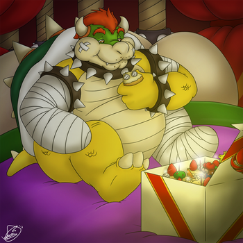 Thank You Bowser by ziude