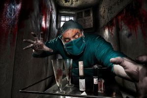 Doctors Cell - Cell 1338 by sophos9