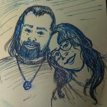 Ste And Me by Leoma-silfren