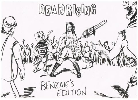 Dead Rising Benzaie's edition by SylFr