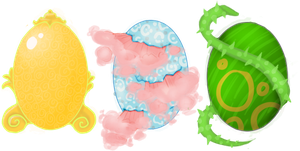 OS Egg Adoptables {closed} by here-kitty--kitty