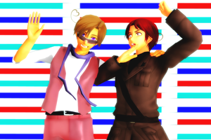 The 2p Italian Brothers by Insanity-10