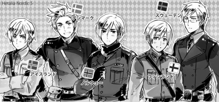 Nordic 5~ by Cioccolatodorima