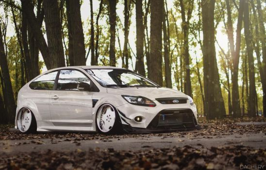 Ford Focus RS by DacheryDesign