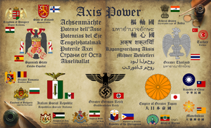 The Axis Powers by LongXiaolong